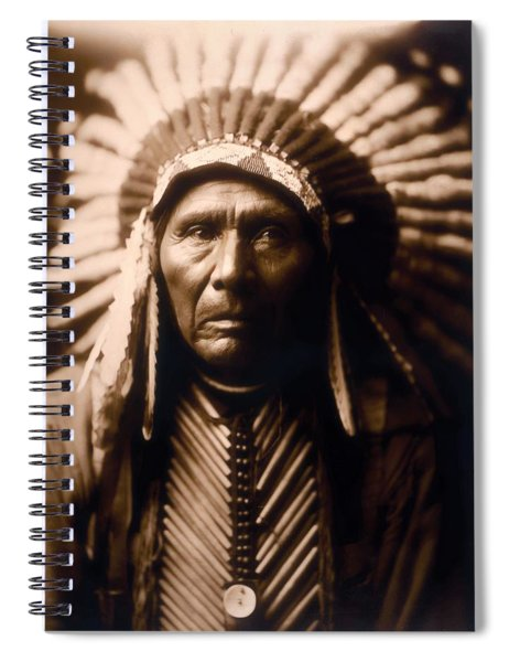 North American Indian Series 2 Spiral Notebook
