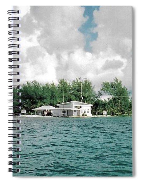 North Bimini Airport Spiral Notebook