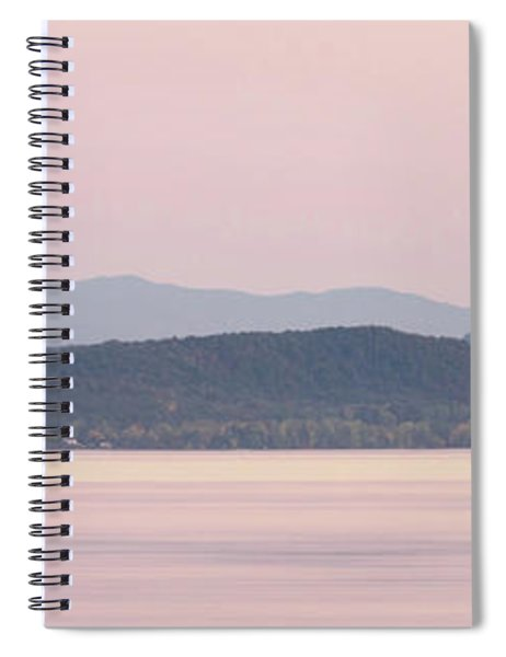 North Hero Spiral Notebook