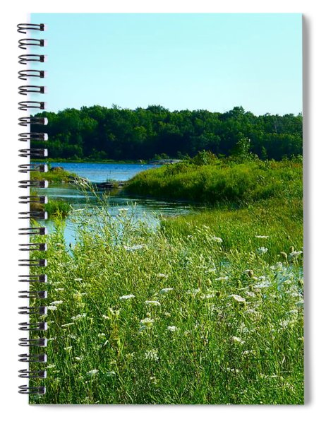 Northern Ontario 1 Spiral Notebook