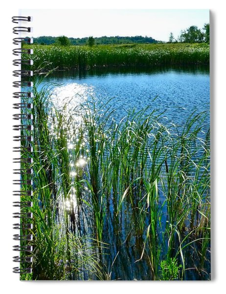 Northern Ontario 2 Spiral Notebook