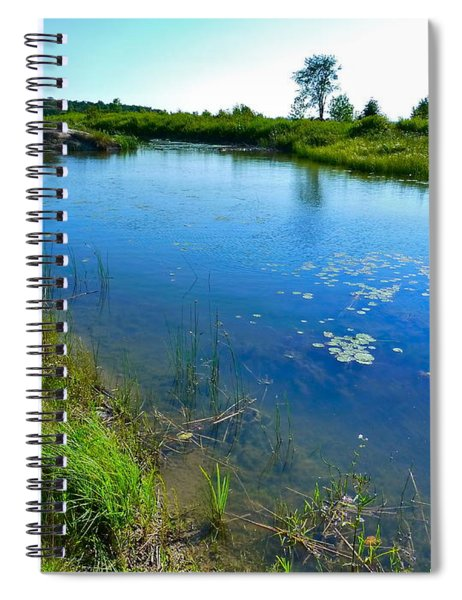 Northern Ontario 3 Spiral Notebook