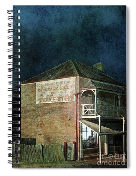 Northey Store Spiral Notebook