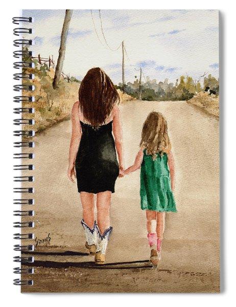 Northwest Oklahoma Sisters Spiral Notebook