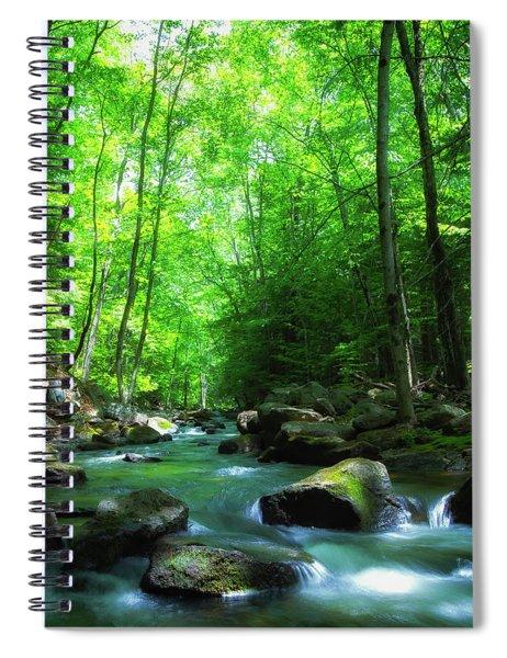 Northwood Brook Spiral Notebook