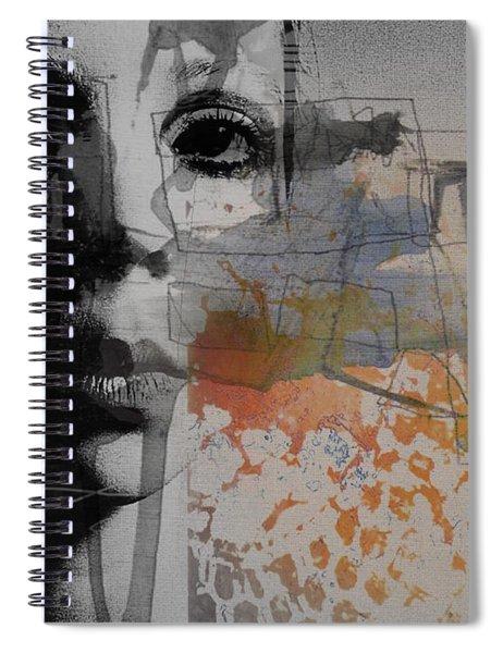 Norwegian Wood Spiral Notebook