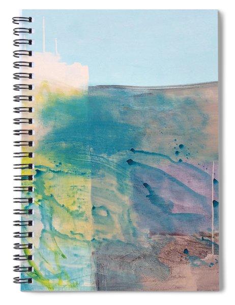 Nostalgie Spiral Notebook