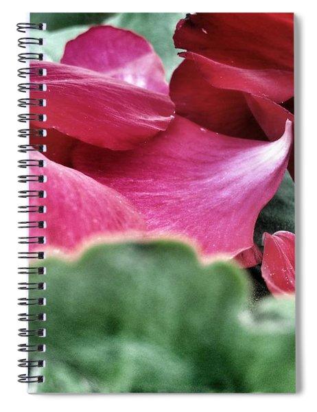 Not A 4 Leaf Clover Spiral Notebook