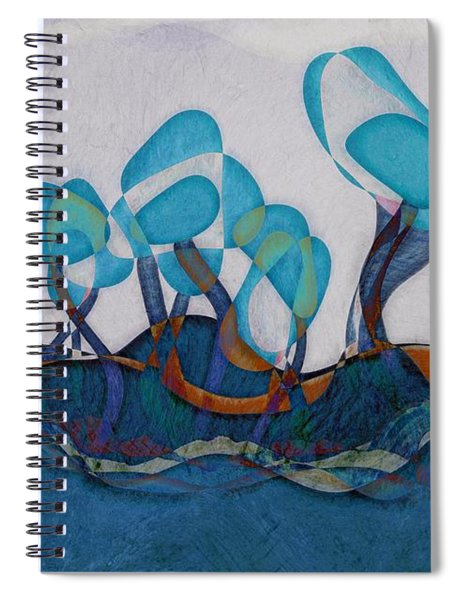 Not A Forest - Ab02c02 Spiral Notebook