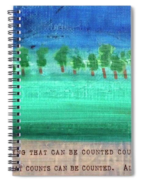 Not Everything Spiral Notebook