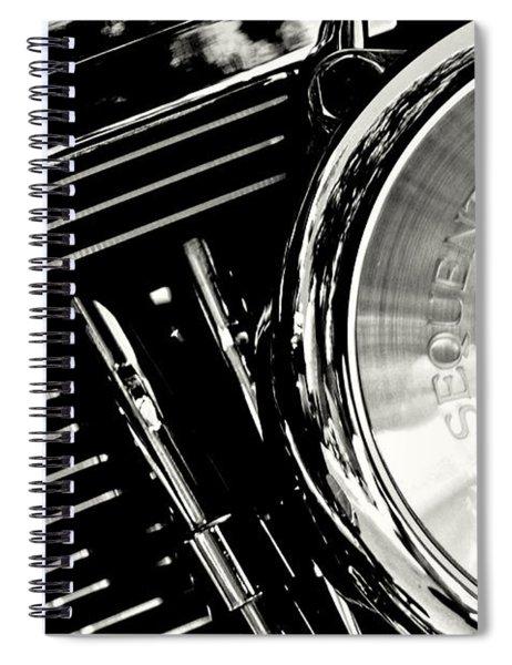 Not My Harley Spiral Notebook