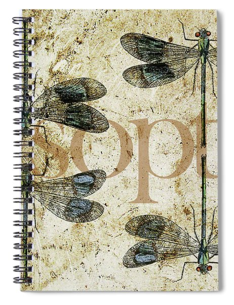 Nothing But A Rumor Spiral Notebook