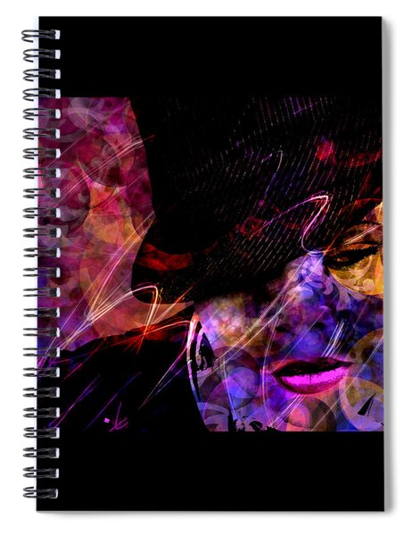 Nothing Compares 2 U Spiral Notebook
