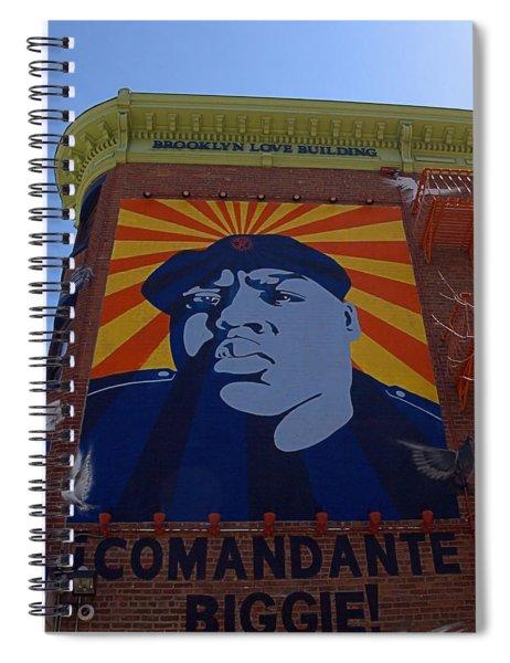 Notorious B.i.g. I I Spiral Notebook