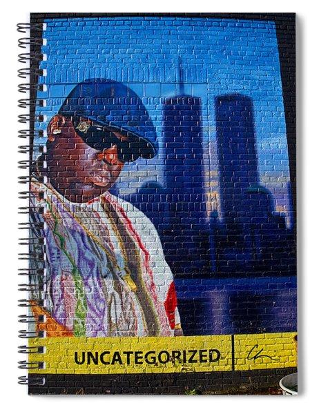 Notorious B.i.g. Spiral Notebook