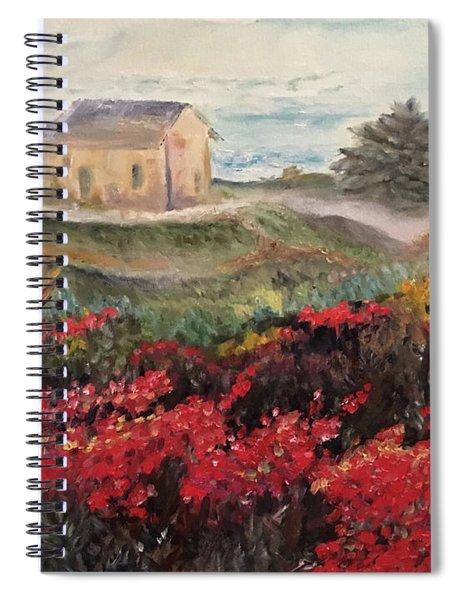 Nova Scotia Spiral Notebook
