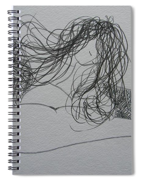 Nude I Spiral Notebook