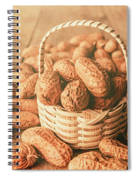Nut Basket Case Spiral Notebook