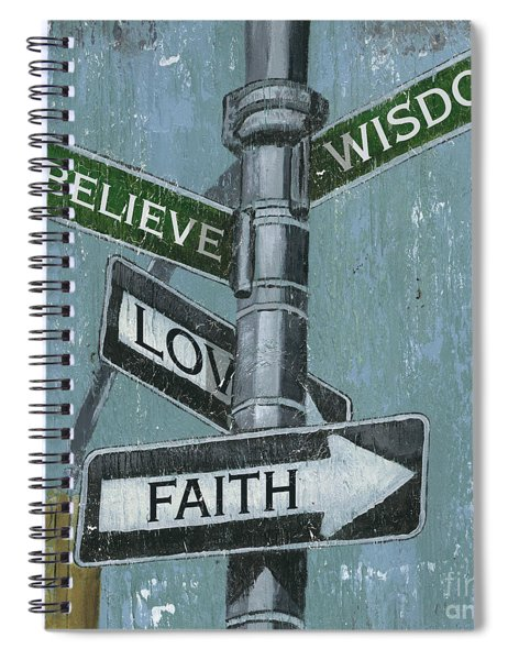 Nyc Inspiration 2 Spiral Notebook