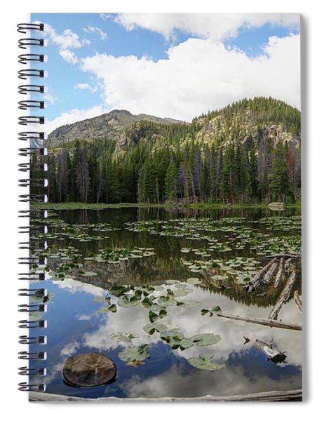 Nymph Lake 1 Spiral Notebook
