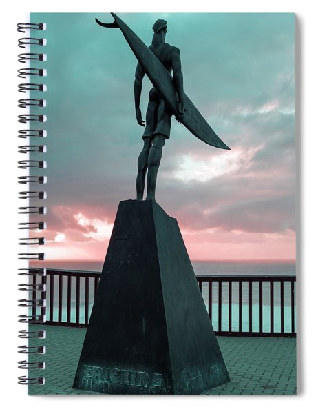 O Guardiao Spiral Notebook