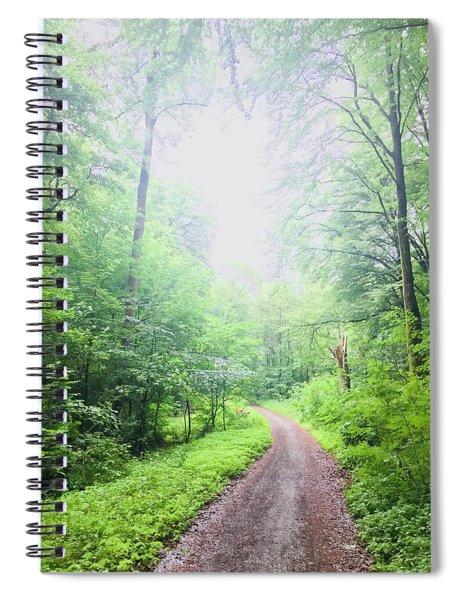 O Spiral Notebook