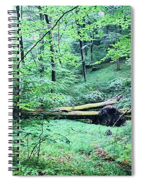 OA Spiral Notebook