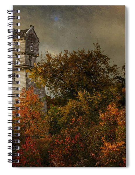 Oakhurst Water Tower Spiral Notebook
