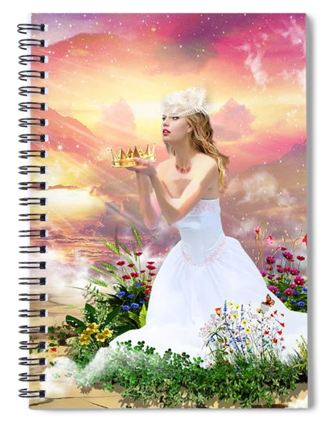 Obedience Is Better Than Sacrifice Spiral Notebook