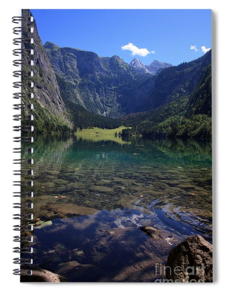 Obersee Spiral Notebook