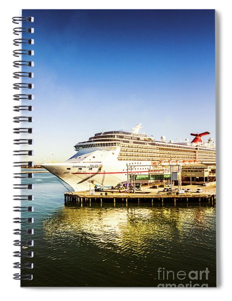 Ocean Adventure Spiral Notebook
