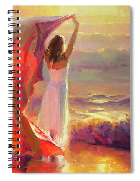 Ocean Breeze Spiral Notebook