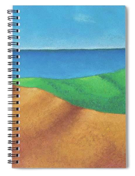 Ocean Daybreak Spiral Notebook