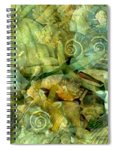 Ocean Gems Underwater Spiral Notebook