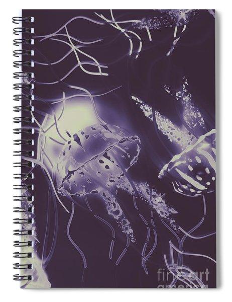 Ocean Liners Spiral Notebook
