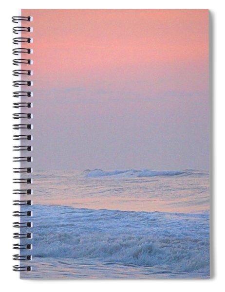 Ocean Peace Spiral Notebook