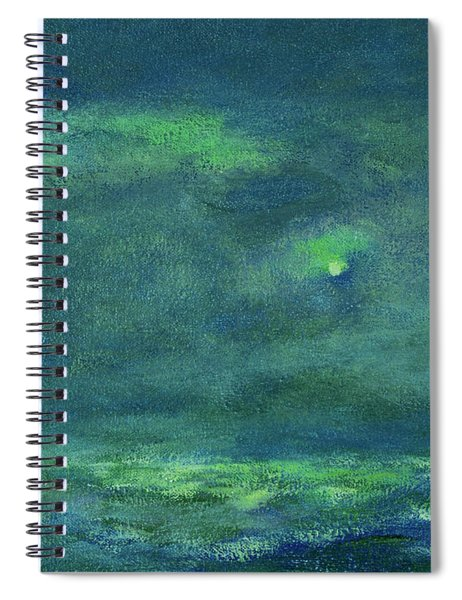 Ocean Sky 3 Spiral Notebook