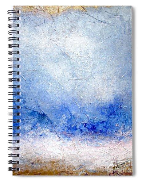 Ocean's Air Spiral Notebook