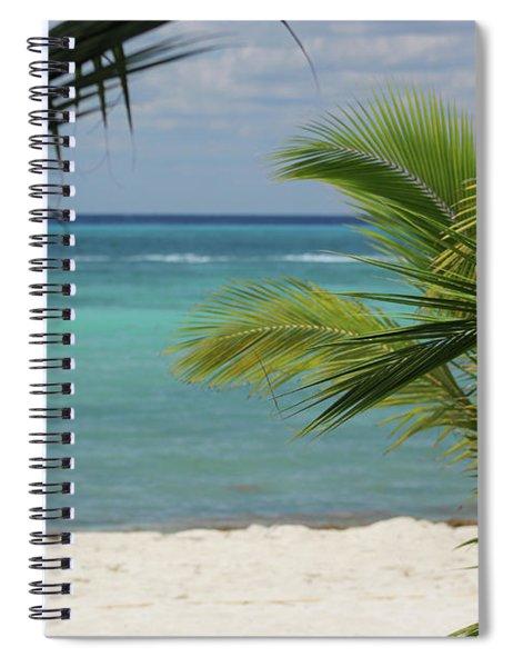 Oceanshore Spiral Notebook