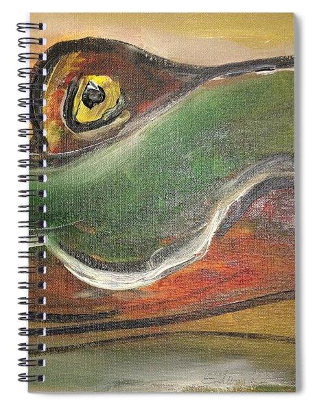 Octopussy Spiral Notebook