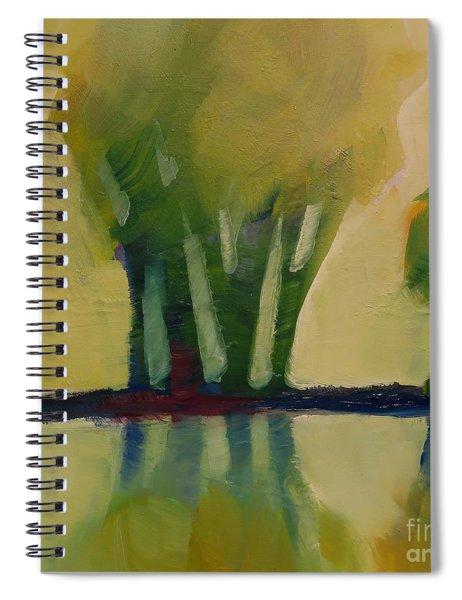Odd Little Trees Spiral Notebook