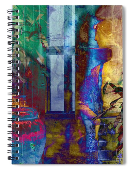 Ode On Another Urn Spiral Notebook
