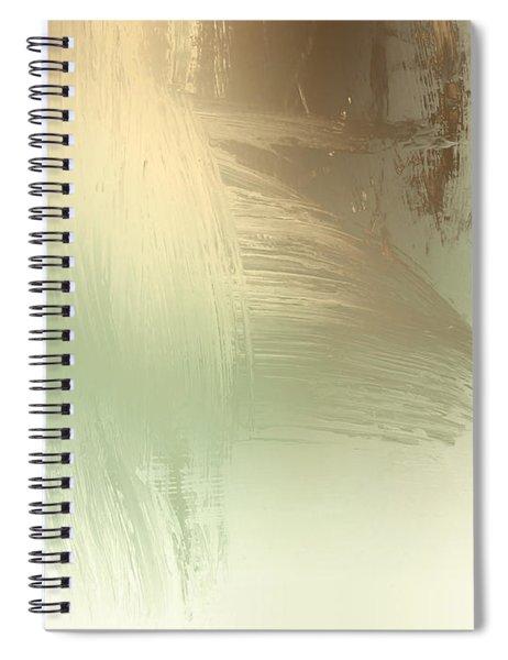 Of Elven Realms Spiral Notebook