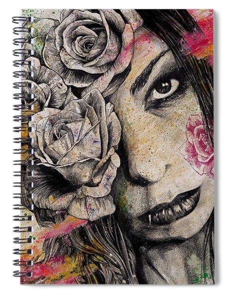 Of Suffering Spiral Notebook