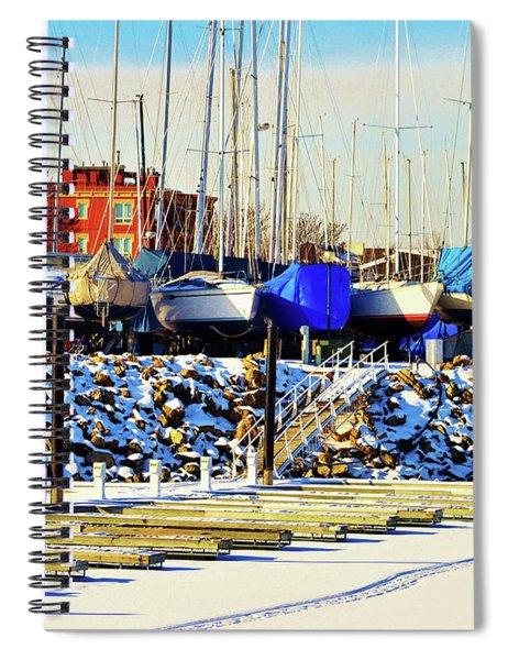 Off Season Spiral Notebook
