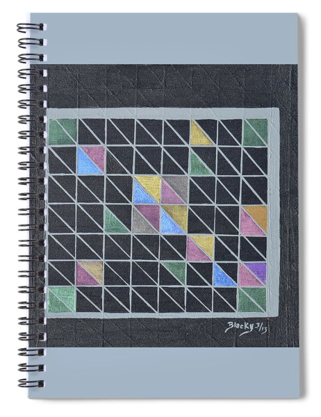 Off The Grid Spiral Notebook