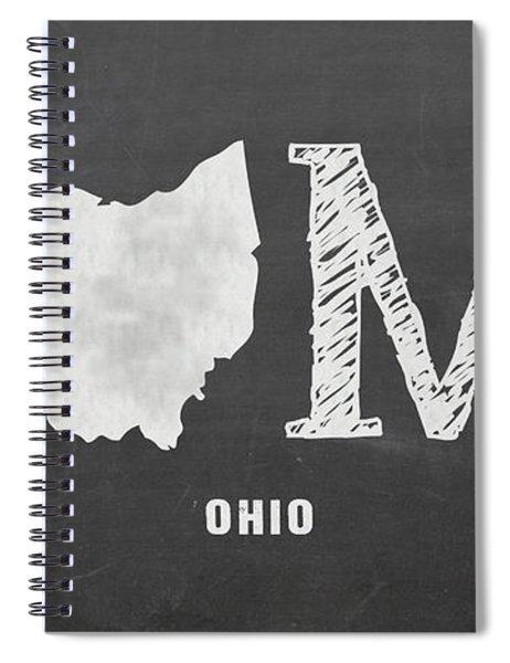 Oh Home Spiral Notebook