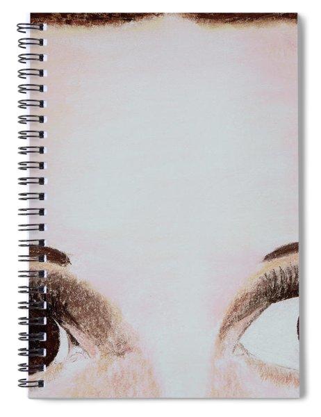 Oh My Spiral Notebook