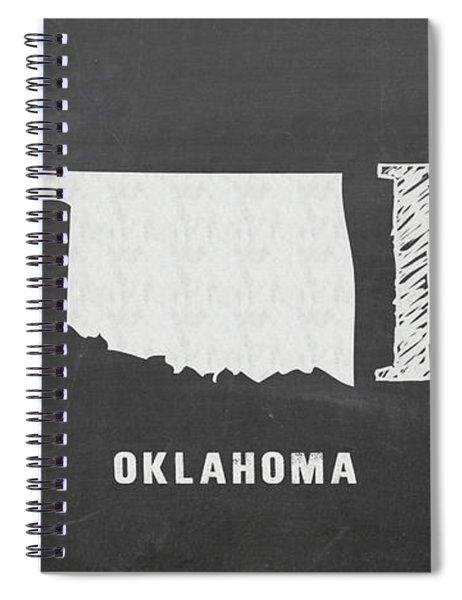 Ok Home Spiral Notebook
