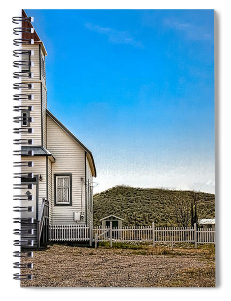 Ola Community Church Spiral Notebook
